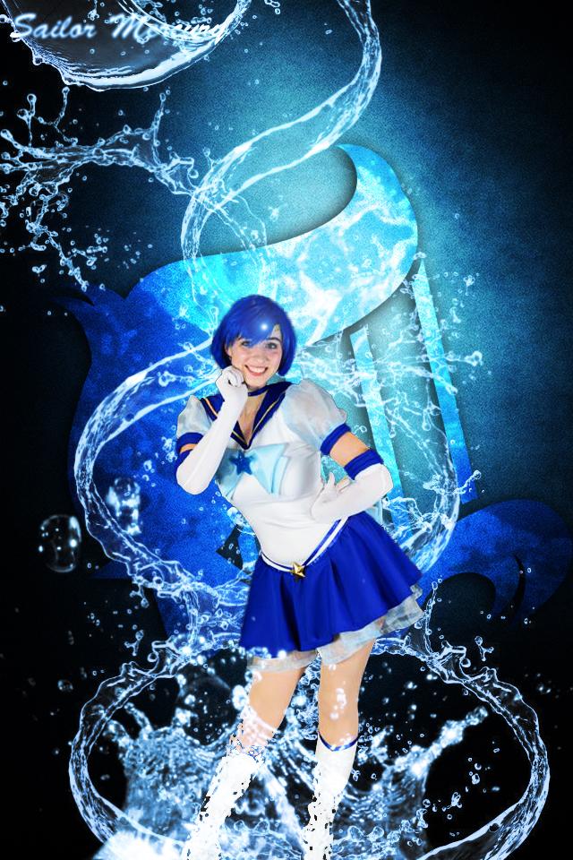 tweetnbirdy - Eternal Sailor Merkur (edit) by Hardii