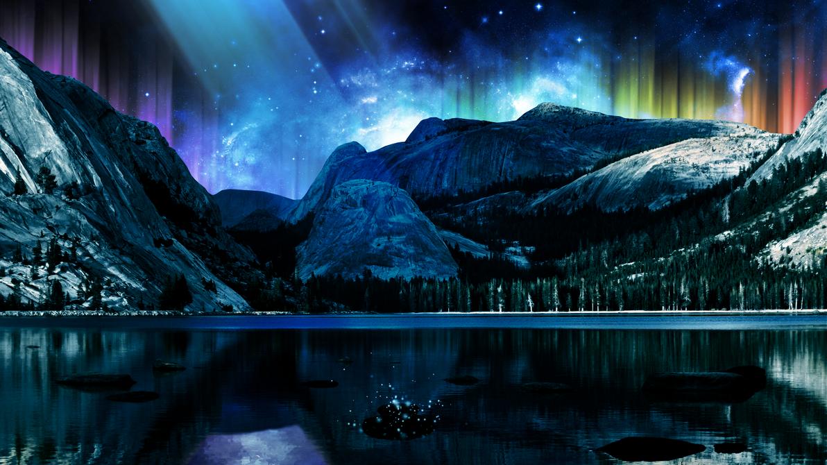 Landscape Wallpaper by Hardii