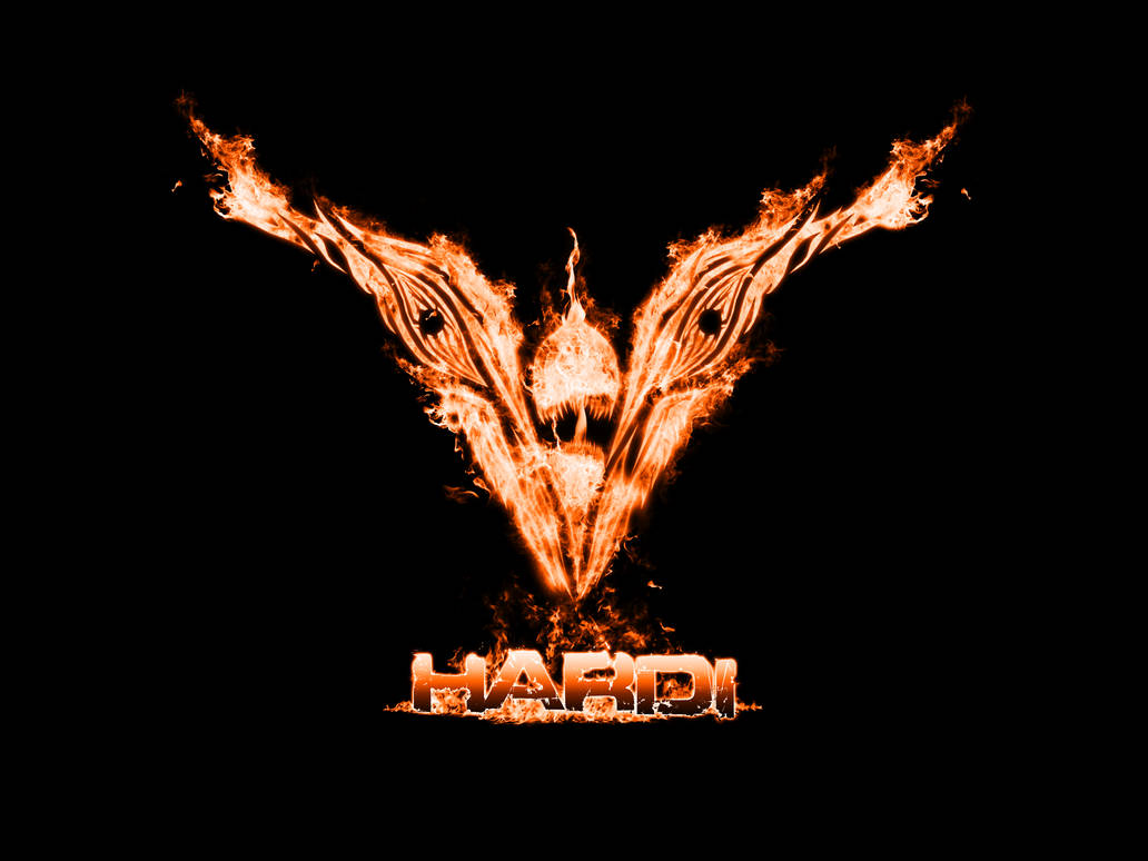 New Hardii Logo Design (Phoenix Version)(4K) by Hardii
