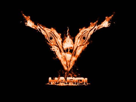 New Hardii Logo Design (Phoenix Version)(4K)