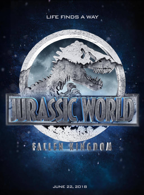 Resultado de imagem para Jurassic World: Fallen Kingdom posters