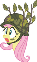 Military Fluttershy
