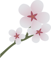 Cutie Mark: Cherry Blossom by Ingkala