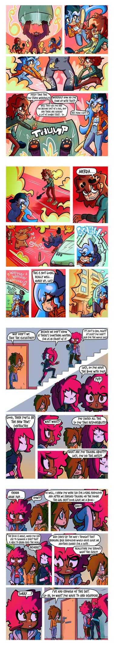 UIA Chapter 2 Page 8-11 by glitchyberry