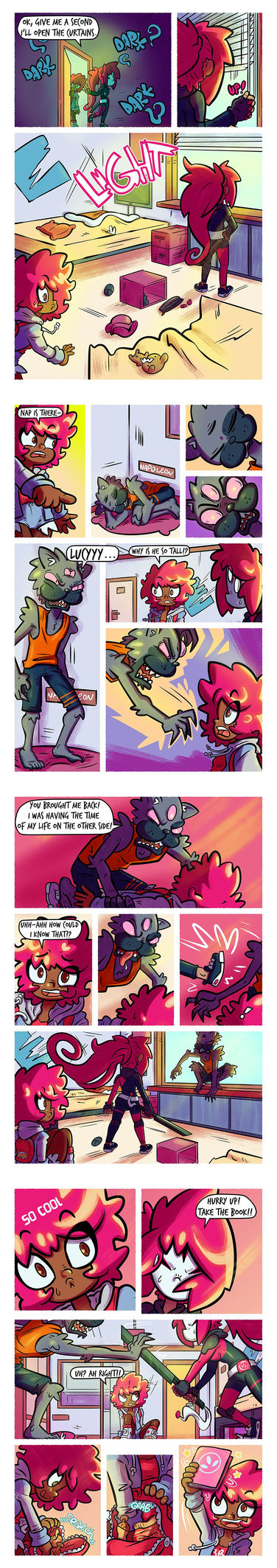 UIA Chapter 2 Page 12-15 by glitchyberry