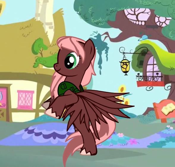 My Little Pony OC by tailsxcream91111997