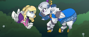 Princesses by Percy-McMurphy