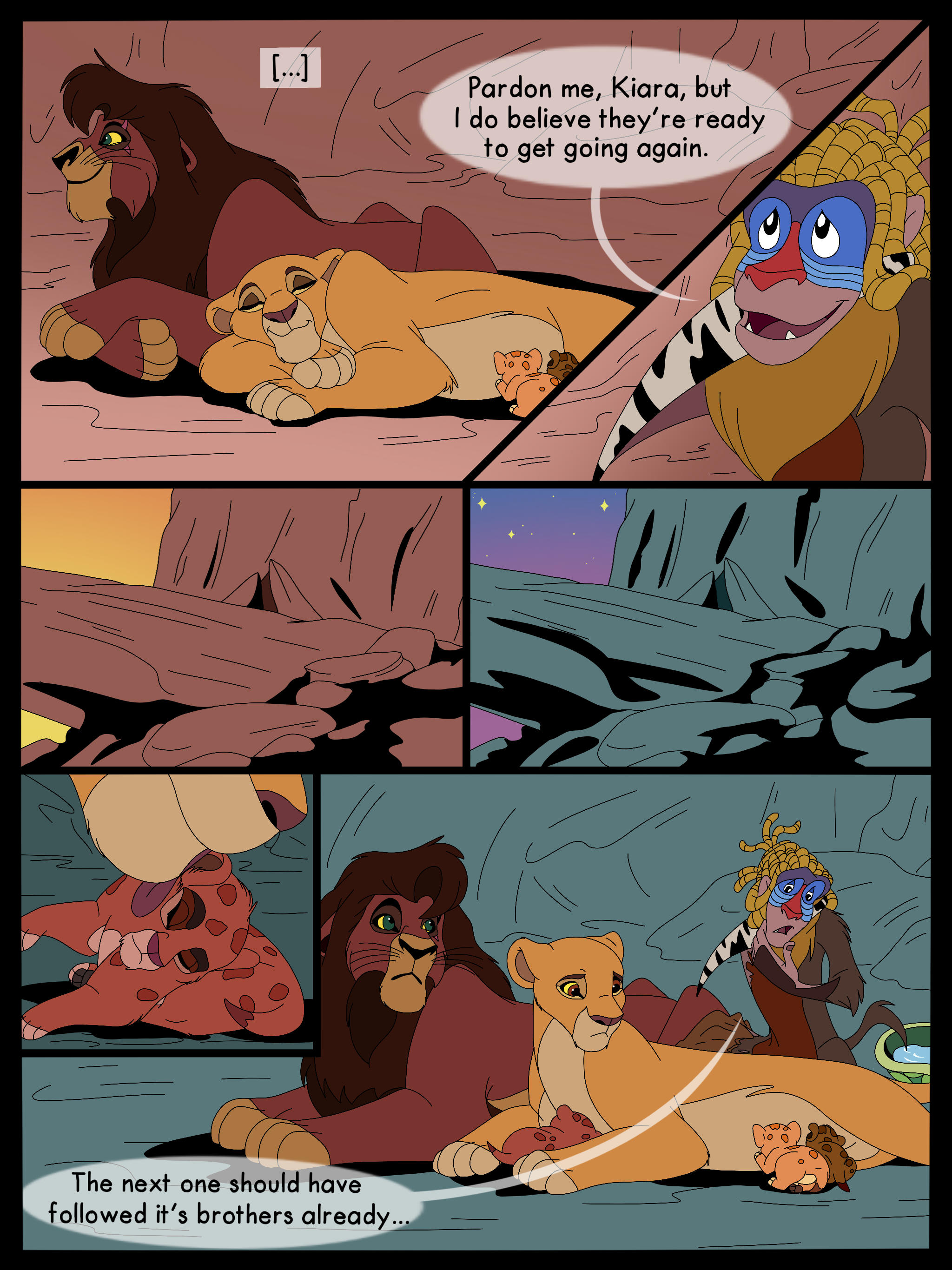 First Days of the Queen (pg 3)