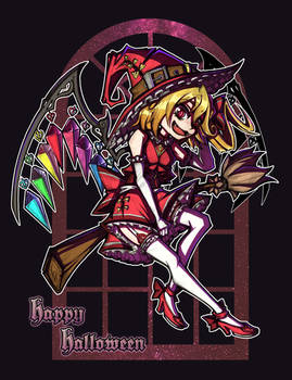 Flandre Witch Halloween2018
