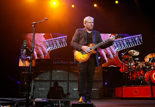 Alex Lifeson Take Turns Sleeping In A Real Bed