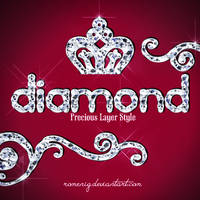 Diamond's Layer Style by Romenig