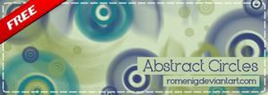 Abstract Circles Brushes