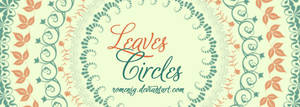 Leaves Circles