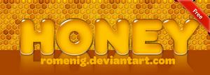 Honey Layer Style