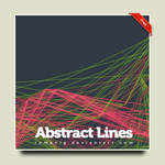 Abstract Lines Photoshop Brush