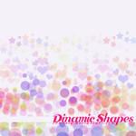 Dinamic Shapes Brush Set
