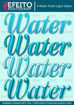 4 Free Water Layer Styles
