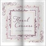 Floral Corners Brush Set