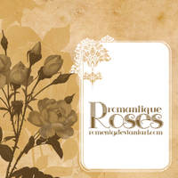 Romantique Roses Brushes by Romenig