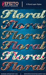 6 Seamless Floral Layer Styles