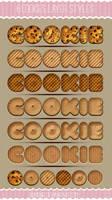Cute Cookies Layer Styles