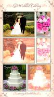 Love Wedding PSD Coloring