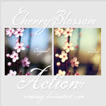 Cherry Blossom Free Action