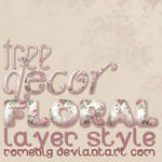 Sweet Floral Laye Style
