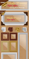 Photo Frames Layer Styles