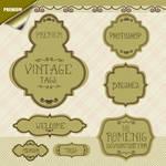 Cool Premium Vintage Labels