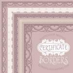 Certificate Borders Brush Set