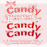 Candy  Free Layer Styles