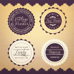 Lace Stamps Premium Photoshop Brushes