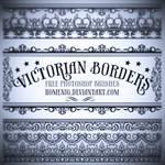 Free Victorian Vintage Borders