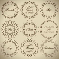 Tags Of Flowers