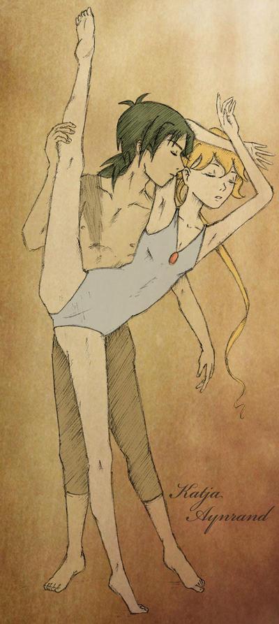 Danse des Amoureux by vintage3freak