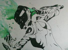 Mag - Warframe by TheSakuraDoll