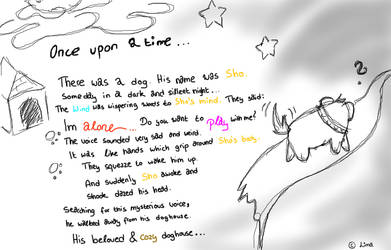 Chapter 1 || Site one || Sho Little ... by Limalein
