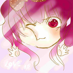 LOVE ME! by Limalein