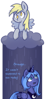 Unscheduled Rain by KYAokay