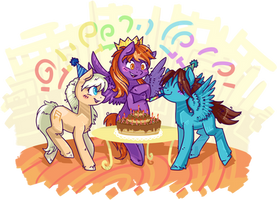 Commission - Birthday~ by KYAokay