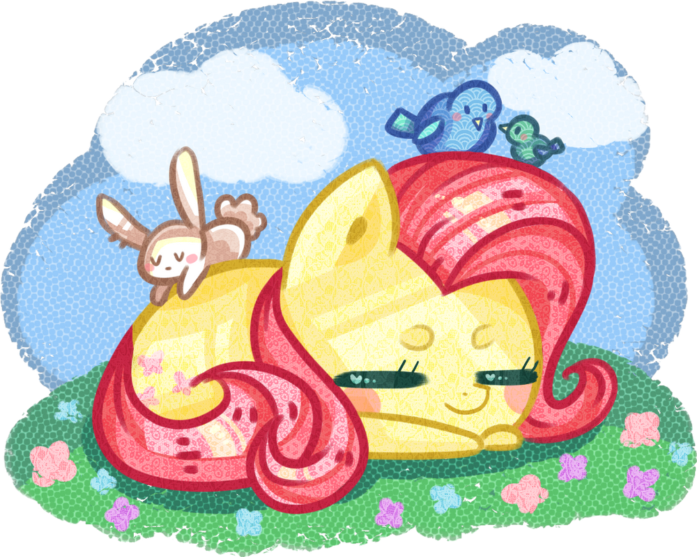 Happy First Day Of Spring! by Reporter-Derpy