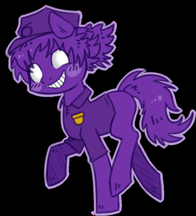 Commission - Purple by KYAokay