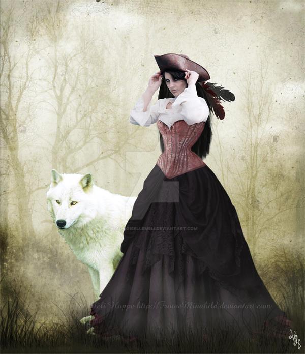 Le Pacte de Loups by MADmoiselleMeli
