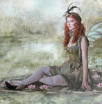 Waterlilly Fairy