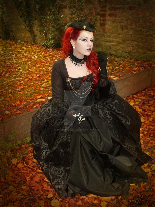 Dark Rococo Dreams X by MADmoiselleMeli
