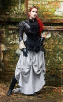 Steampunk Treverian VII by MADmoiselleMeli