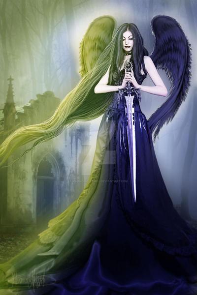 Angel of Faith by MADmoiselleMeli