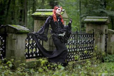Ravenheart V by MADmoiselleMeli