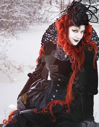 Dark Victorian Romance by MeliWallisdottir